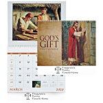 God's Gift Calendar - Funeral Pre-Planning