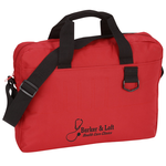 Slim Organizer Brief Bag - Screen