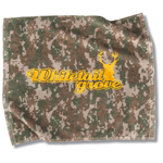 Camo Sport Towel