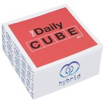 Daily Cube Calendar