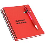 Pen-Buddy Notebook - 24 hr