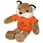 Mascot Beanie Animal - Fox- 24 hr