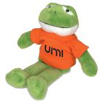 Mascot Beanie Animal - Frog - 24 hr