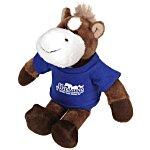 Mascot Beanie Animal - Horse - 24 hr