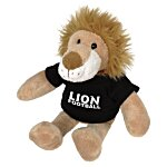 Mascot Beanie Animal - Lion - 24 hr