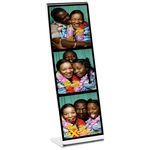 Photo Strip Easel Frame
