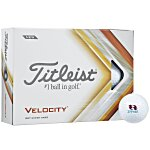 Titleist Velocity Golf Ball - Dozen - Standard