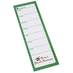 Bic Magnetic Manager Notepad - Weekly - 25 Sheet