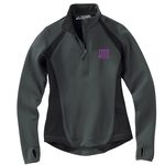 Storm Creek BodyFit Quarter Zip Fleece Pullover - Ladies'