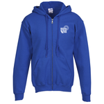 Gildan Full-Zip Hoodie - Men's - Screen