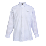 Van Heusen Pinpoint Oxford - Men's - Multi-Stripe