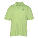 Moreno Textured Micro Polo - Men's
