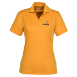 Moreno Textured Micro Polo - Ladies'