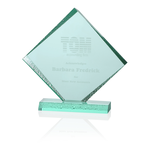Diamond Acrylic Award