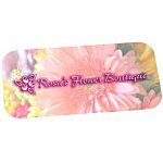 Full Color Name Badge - Rectangle - Pin