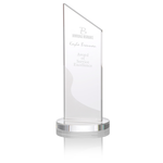 Frost Pillar Crystal Award