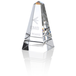 Imperial Obelisk Crystal Award
