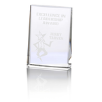 Distinction Crystal Award - 5