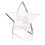 Star Crystal Award - 5