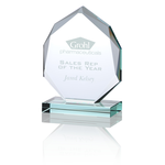 Eclipse Jade Glass Award - 6