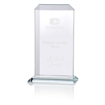 Aspire Starfire Glass Award - 9