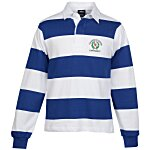 Classic Rugby Long Sleeve Sport Shirt