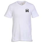 Canvas Made in the USA Crewneck Tee - Men's - White