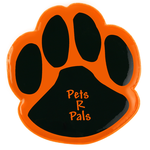 Reflective Clipster - Paw Print