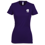 Bella Poly/Cotton Blend T-Shirt - Ladies'