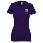 Bella Poly/Cotton Blend T-Shirt - Ladies'