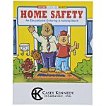Home Safety Coloring Book