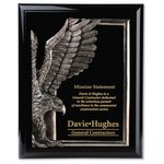 Majestic Eagle Plaque - 10