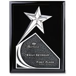 Soaring Star Plaque - 9