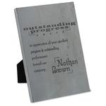 Slate Prestige Plaque - 7