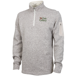 Heathered Fleece Pullover - Men's