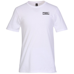 District Concert Tee - Men's - White - Screen