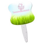 Grow Stick Mini Hand Fan - Hourglass