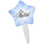 Grow Stick Mini Hand Fan - Star