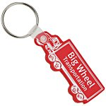 Semi-Truck Soft Key Tag