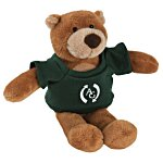 Mascot Beanie Animal - Brown Bear - 24 hr