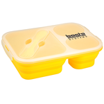 Gourmet Trio Collapsible Lunch Box