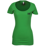Next Level 3.7 oz. Scoop Tee - Ladies' - Screen
