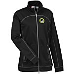Helsa Bonded Polyester Fleece Jacket - Ladies'