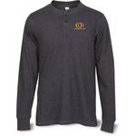 Canvas Long Sleeve Henley