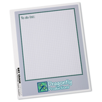 Removable Memo Board Sticker - To Do - Executive