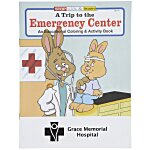 A Trip to the Emergency Center Coloring Book