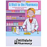 A Visit to the Pharmacy Coloring Book