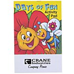 Activity Pad - Days Of Fun