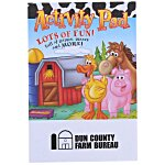 Activity Pad - Farm Fun