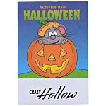 Activity Pad - Halloween